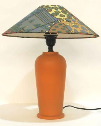 Lámparas de mesa vintage estilo nórdico (pareja)