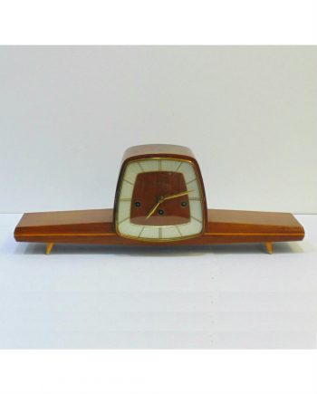 Reloj chimenea vintage Dugena