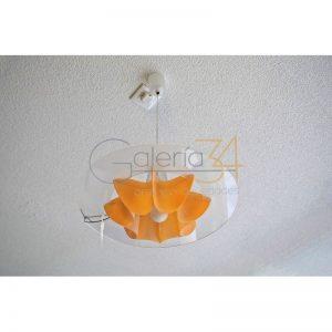 Lámpara de techo Luceplan por Balestrini / Longhi