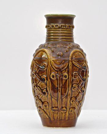 Florero cerámica alemana