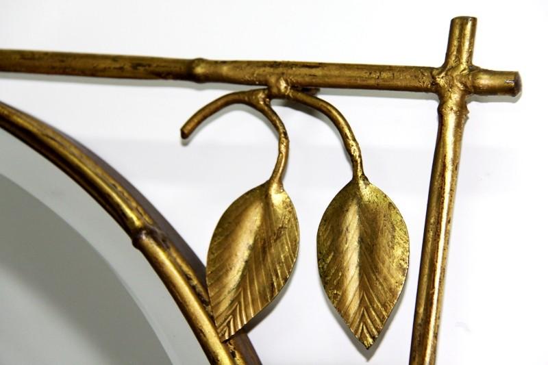 Espejo vintage dorado galer a 34 for Espejo dorado