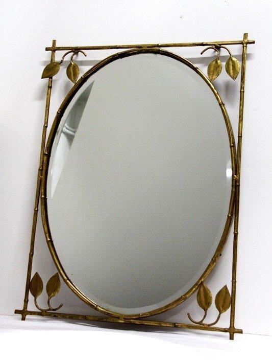 Espejo ovalado vintage espejos vintage originales espejos ovalados - Espejos vintage ...