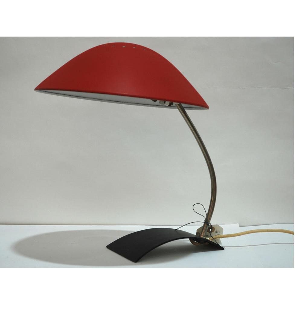 Lámpara mesa vintage tipo Kaiser