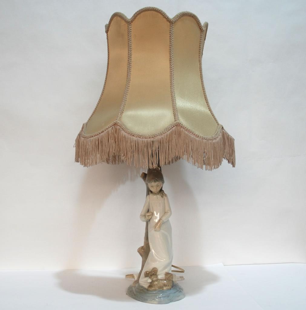 Lámpara de mesa Lladró Zaphir