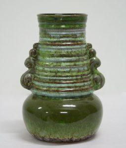 Jarrón cerámica Strehla
