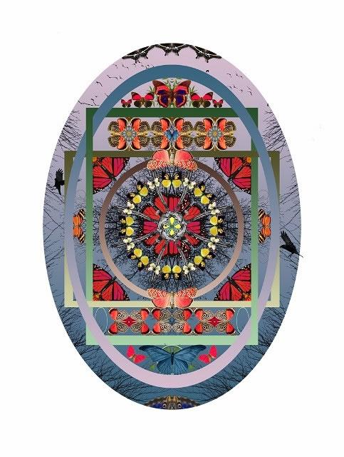 Oval cuadro de Ramón Tormes
