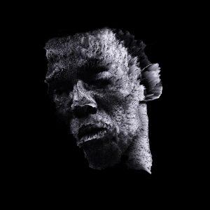 Fotografía rostro masculino de Manuel Maza