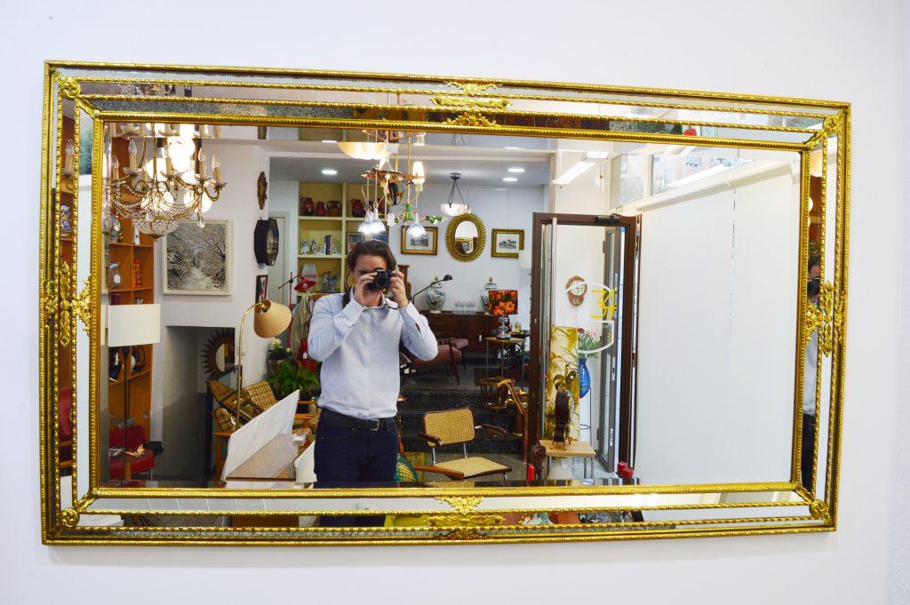 Espejo de salón, tipo veneciano - Galería 34