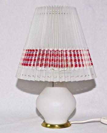Lámpara de sobremesa vintage años 60