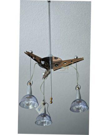 Lámpara techo vintage de diseño espacial