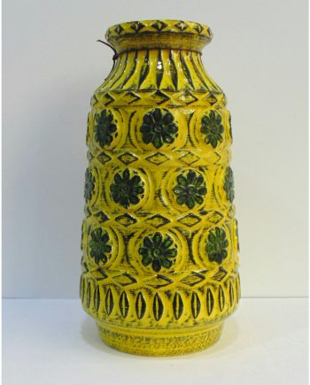 Florero cerámica alemana tamaño XL