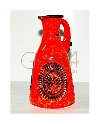 Jarra cerámica alemana esmaltada