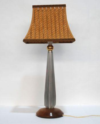 Lámpara de mesa vintage años 60