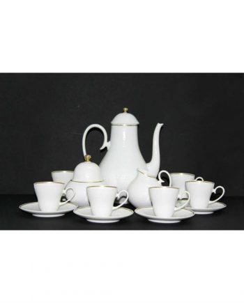 Juego De Café Porcelana Rosenthal