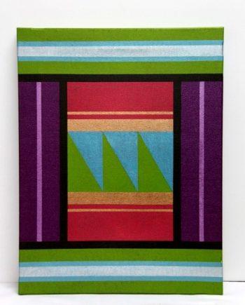 Pintura abstracta Rufo Criado