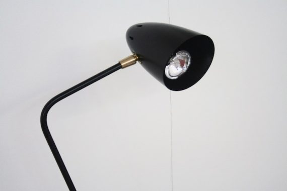 Lámpara vintage tipo trípode