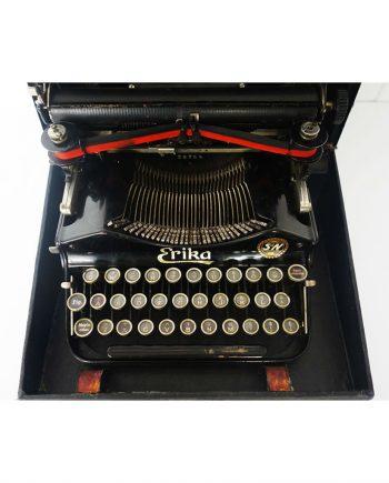Máquina de escribir Erika Alemania 1912