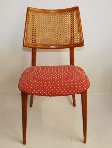 sillas vintage de lunares antiguas
