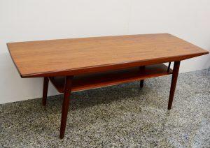 mesa de centro danesa antigua