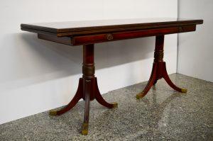 mesa comedor hepplewhite. mueble antiguo
