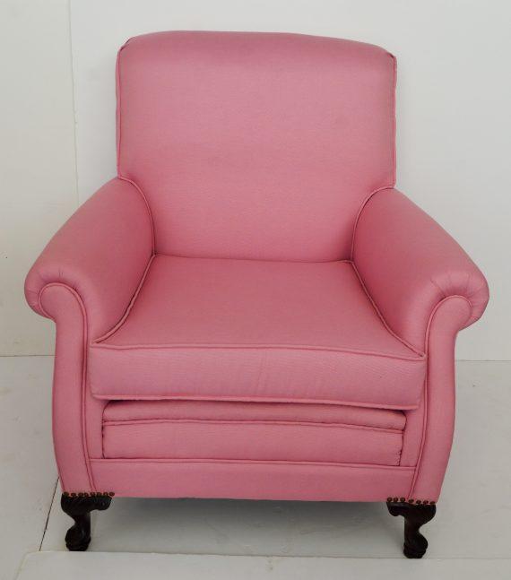 sillón estilo hower antiguo