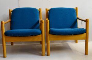 pareja sillones ercol antiguos