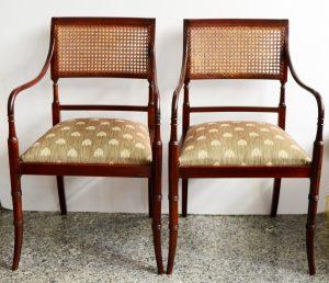 sillones de haya antiguos