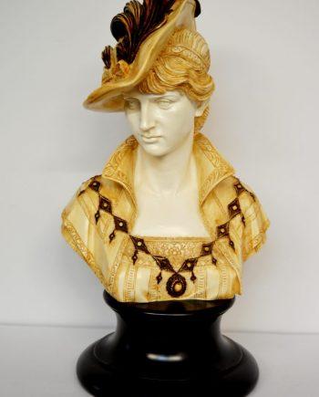 comprar escultura de mujer de regalo