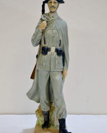 guardia civil de porcelana de lladró